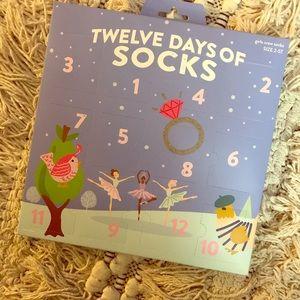 12 days of socks 🆕